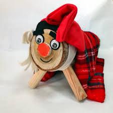 Se atançe el moment de cagar el Tió de Nadal