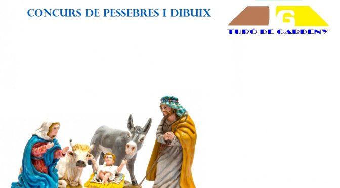 BASES DEL CONCURS DE PESSEBRE  I DIBUIX DE  LA   A.A.V.V. Turó de Gardeny