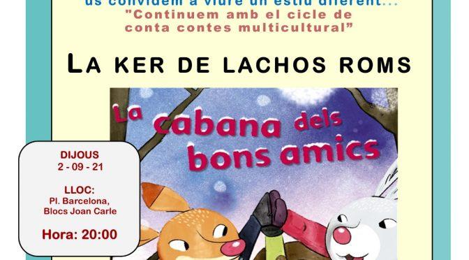 CICLE DE CONTES D`ARREU DEL MÓN